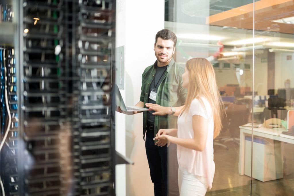 Serverbeheer | WireNet